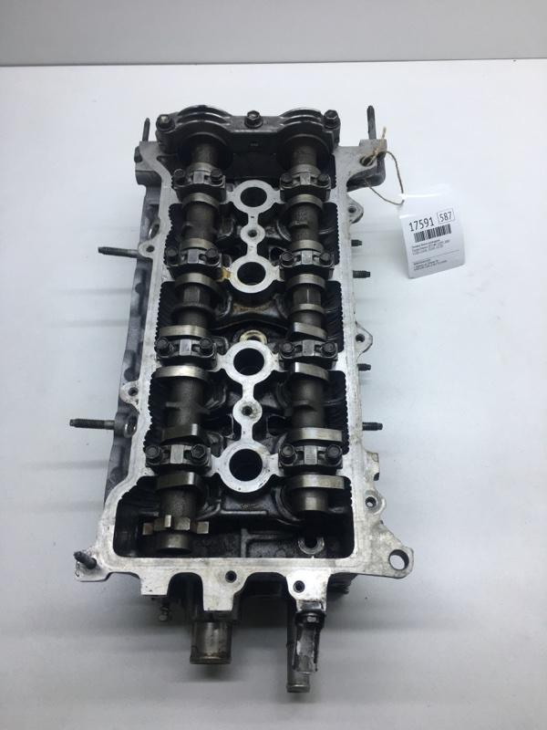 Головка блока цилиндров Toyota Premio ZZT240 1ZZFE 2002 (б/у)