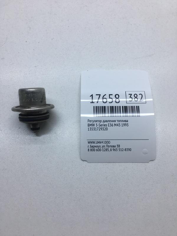 Регулятор давления топлива Bmw 3-Series E36 M43 1993 (б/у)