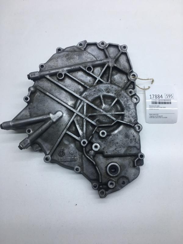 Крышка кпп Honda Cr-V RD5 K20A 2003 задняя (б/у)