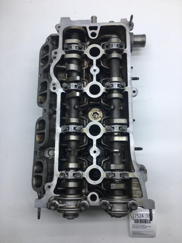 Головка блока цилиндров Toyota Avensis AZT250L 1AZFSE 2004 (б/у)