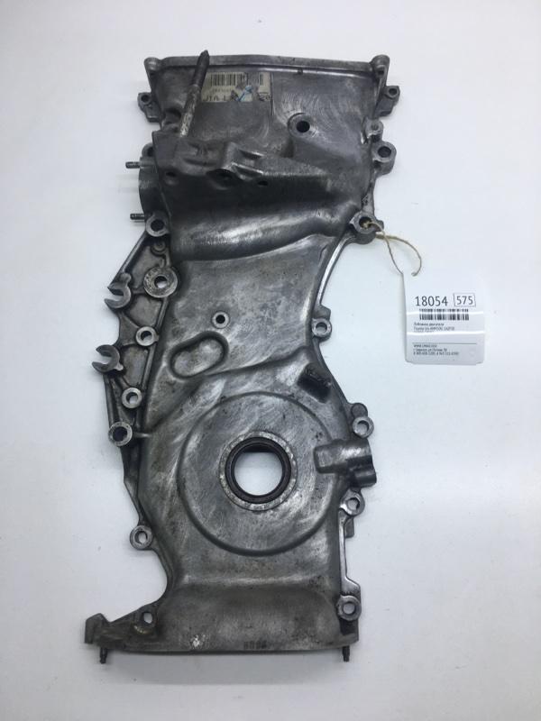 Лобовина двигателя Toyota Isis ANM10G 1AZFSE (б/у)