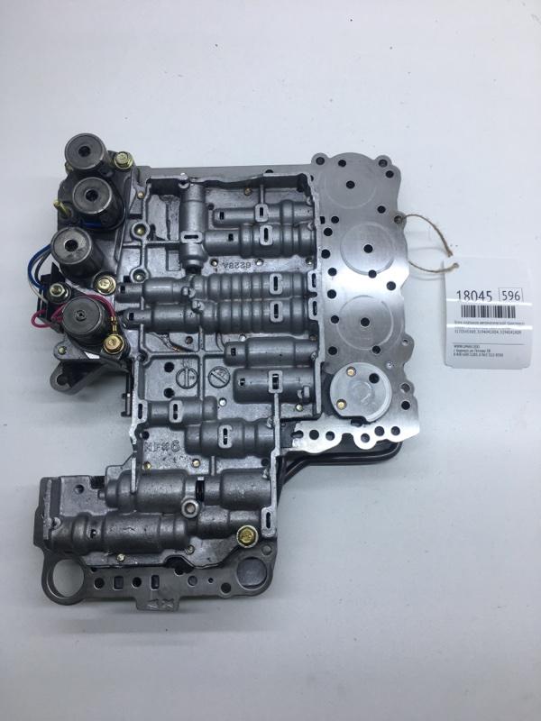 Блок клапанов автоматической трансмиссии Nissan Terrano PR50 TD27TI 1996 (б/у)