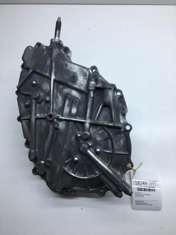 Крышка кпп Honda Civic EU1 D15B 2001 (б/у)