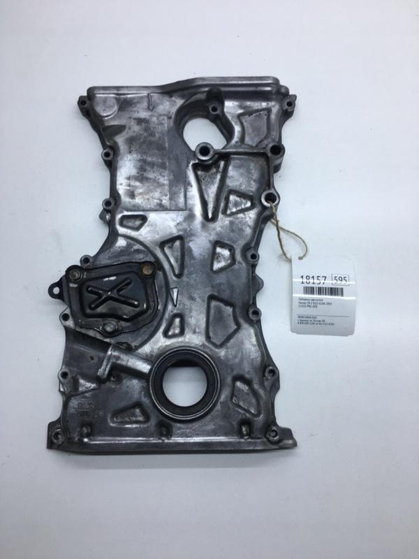 Лобовина двигателя Honda Cr-V RD5 K20A 2003 (б/у)