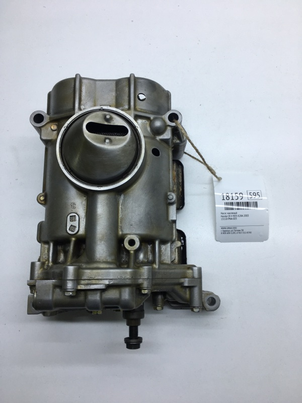 Насос масляный Honda Cr-V RD5 K20A 2003 (б/у)