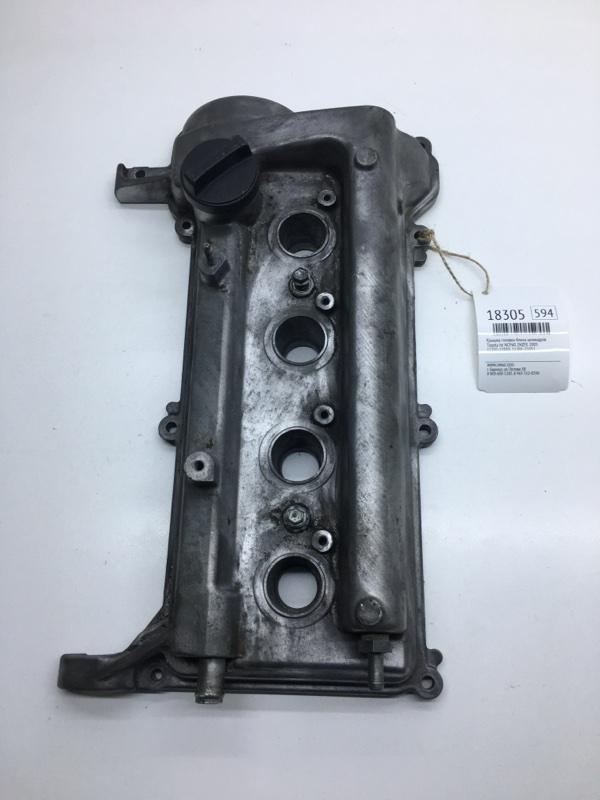Крышка головки блока цилиндров Toyota Ist NCP60 2NZFE 2005 (б/у)