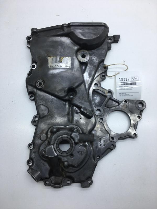 Лобовина двигателя Toyota Ist NCP60 2NZFE 2005 (б/у)