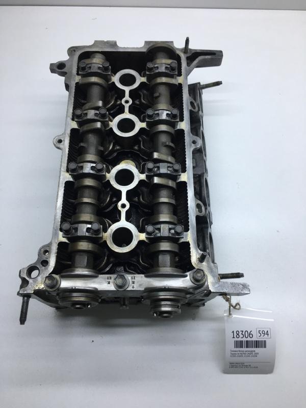 Головка блока цилиндров Toyota Ist NCP60 2NZFE 2005 (б/у)