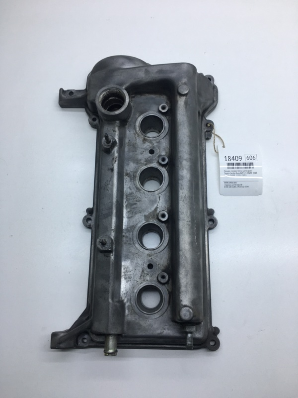Крышка головки блока цилиндров Toyota Corolla Runx NZE121 1NZFE 2004 (б/у)
