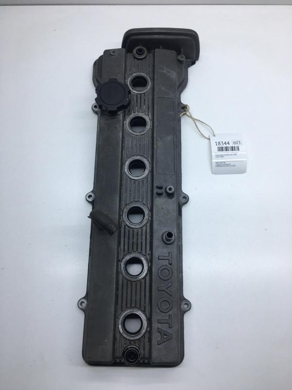 Крышка головки блока цилиндров Toyota Mark Ii GX100 1GFE 1998 (б/у)