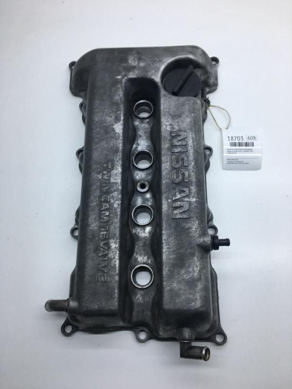 Крышка головки блока цилиндров Nissan Primera WHP11 SR20DE 1997 (б/у)