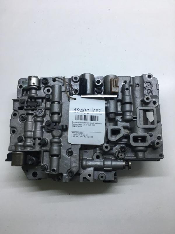 Блок клапанов автоматической трансмиссии Toyota Altezza GXE10 1GFE 2002 (б/у)