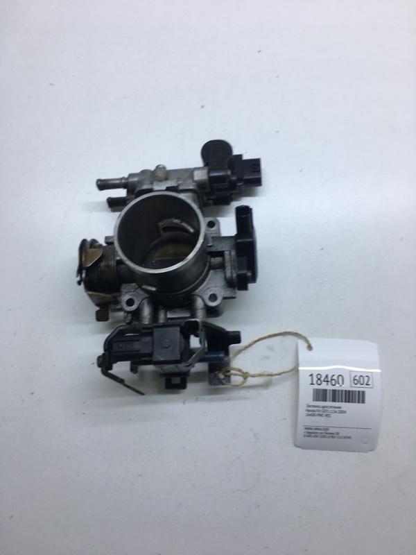 Заслонка дроссельная Honda Fit GD3 L15A 2004 (б/у)