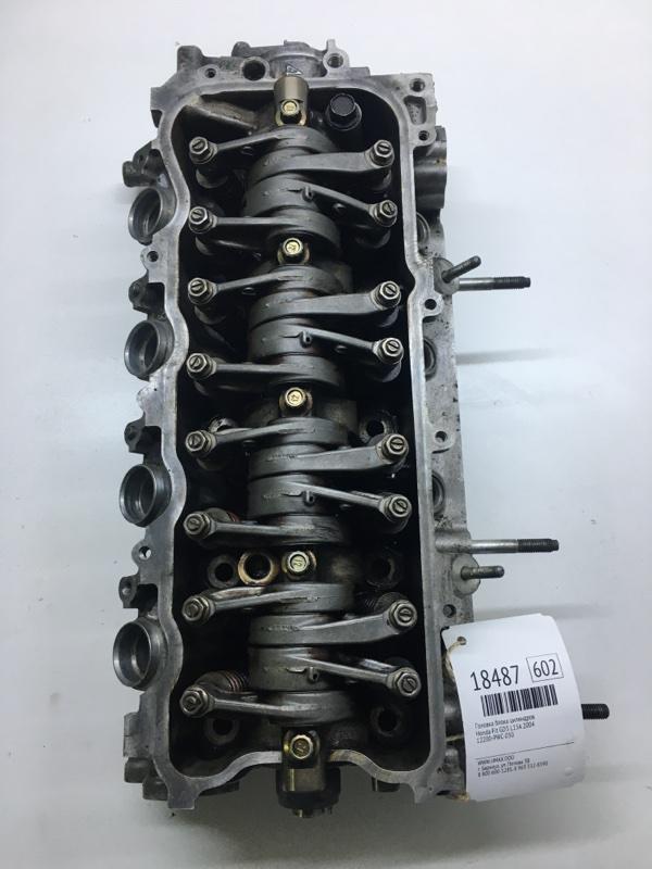 Головка блока цилиндров Honda Fit GD3 L15A 2004 (б/у)