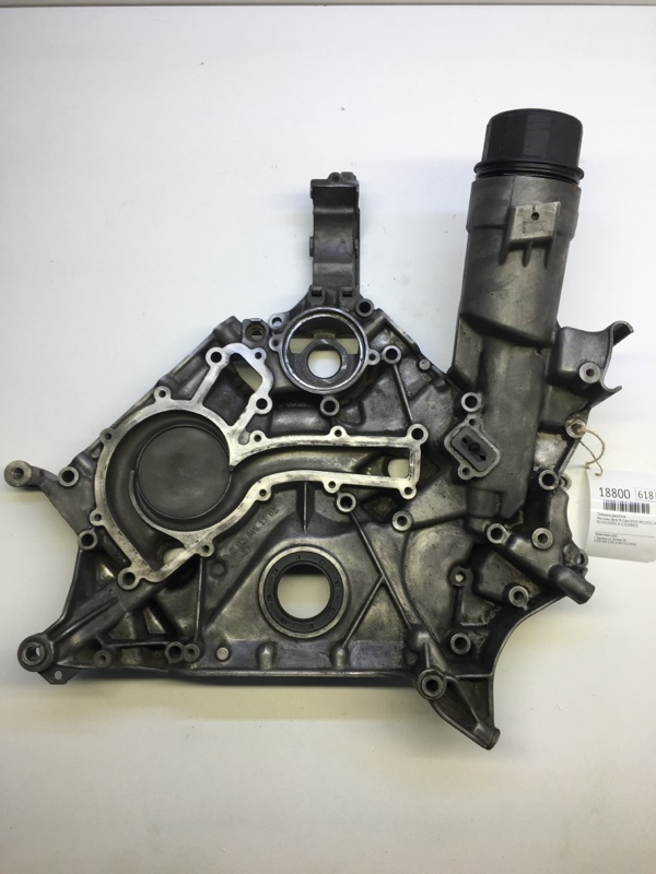 Лобовина двигателя Mercedes-Benz M-Class W163 M112E32 2001 (б/у)