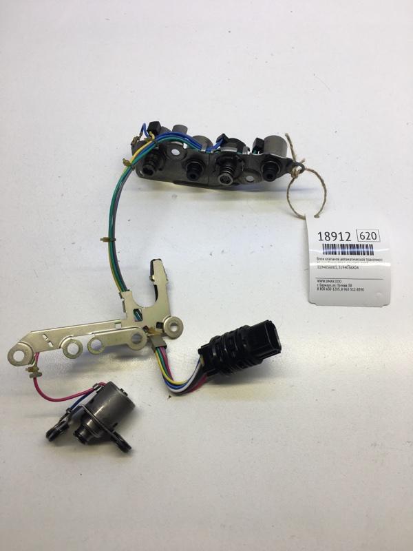 Блок клапанов автоматической трансмиссии Nissan Sunny FB15 QG15DE 2003 (б/у)