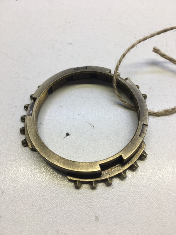 Кольцо синхронизатора Nissan Almera N16E QG15DE 2004 (б/у)