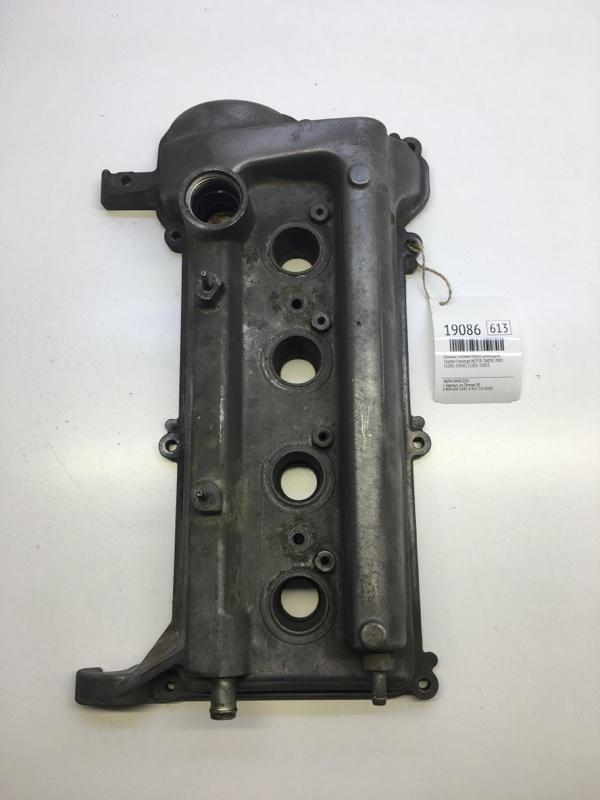 Крышка головки блока цилиндров Toyota Funcargo NCP20 2NZFE 2001 (б/у)