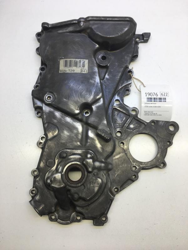 Лобовина двигателя Toyota Premio NZT240 1NZFE 2003 (б/у)