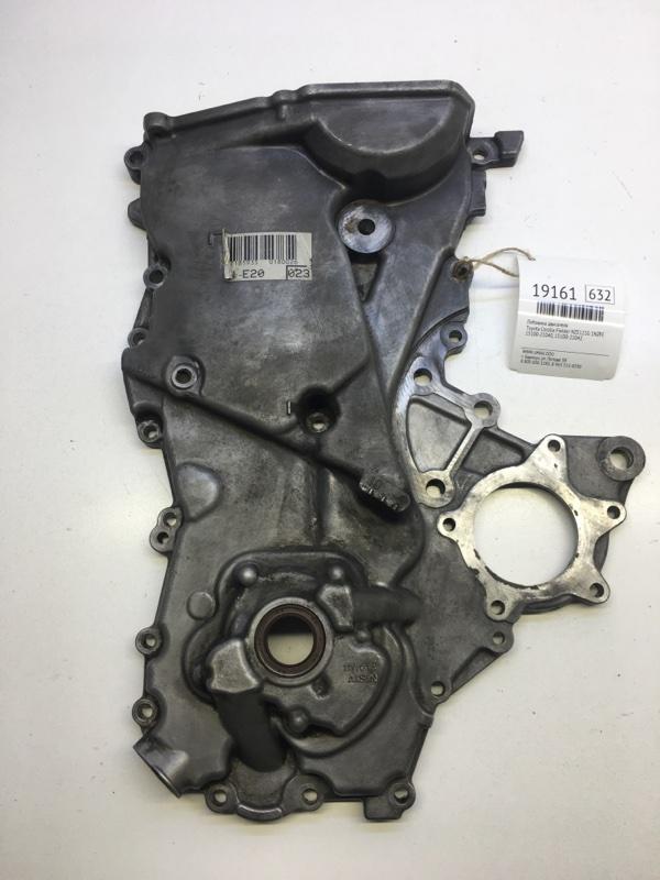 Лобовина двигателя Toyota Corolla Fielder NZE121G 1NZFE (б/у)