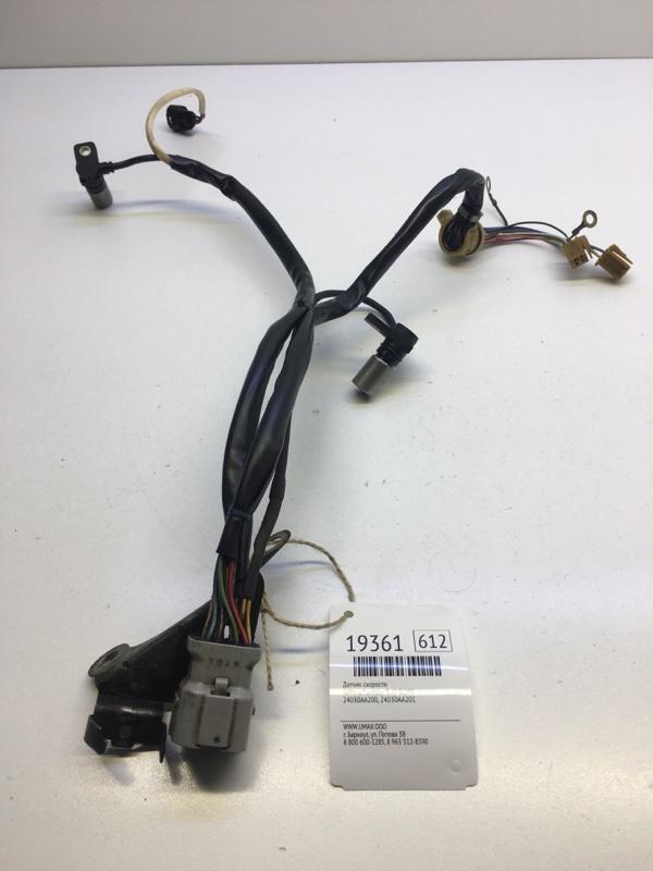 Датчик скорости Subaru Forester SH5 EJ205 (б/у)