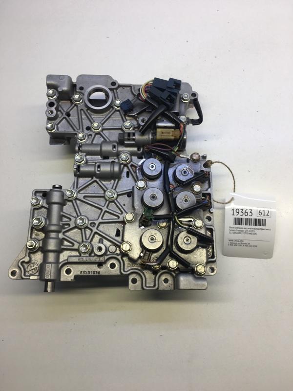 Блок клапанов автоматической трансмиссии Subaru Forester SH5 EJ205 (б/у)