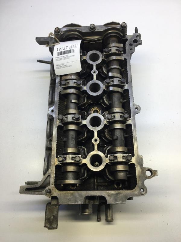 Головка блока цилиндров Toyota Corolla Fielder NZE121G 1NZFE (б/у)