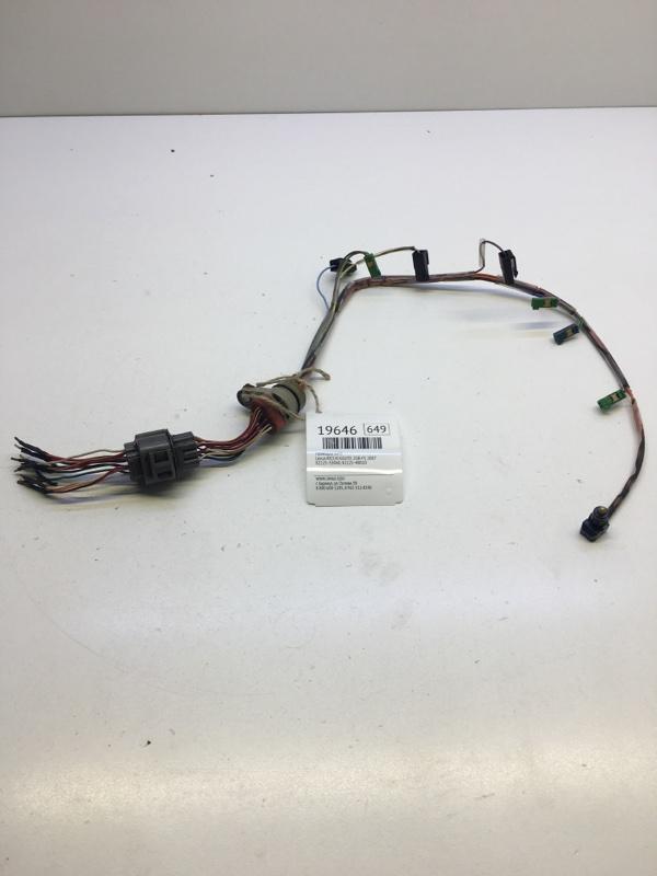 Проводка акпп Lexus Rx350 GSU35 2GR-FE 2007 (б/у)