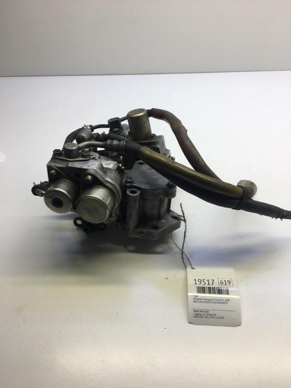 Тнвд Mitsubishi Diamante F31A 6G73 2000 (б/у)