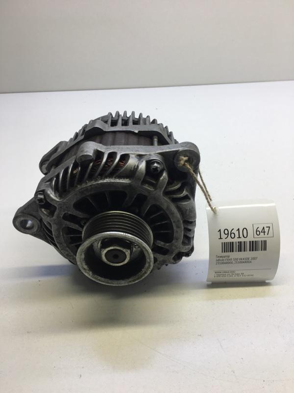 Генератор Infiniti Fx45 S50 VK45DE 2007 (б/у)
