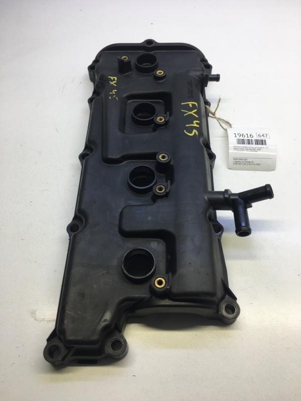 Крышка головки блока цилиндров Infiniti Fx45 S50 VK45DE 2007 левая (б/у)