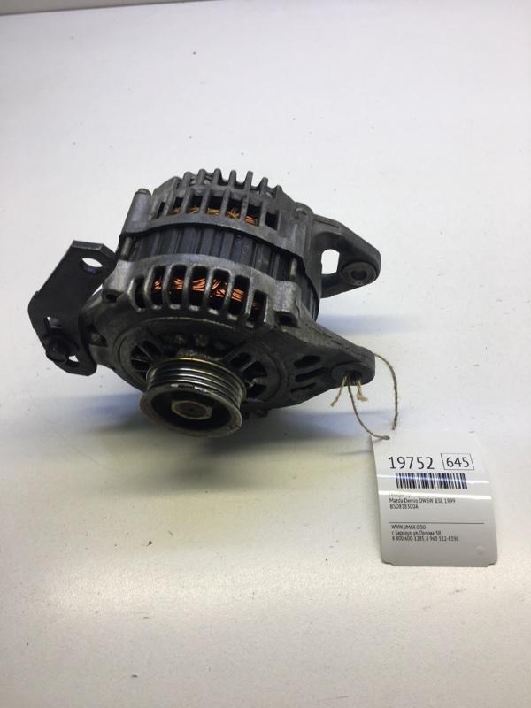Генератор Mazda Demio DW3W B3E 1999 (б/у)