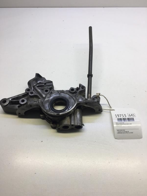 Насос масляный Mazda Demio DW3W B3E 1999 (б/у)