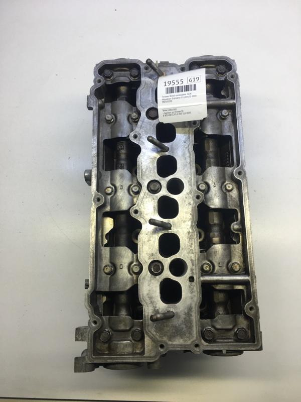 Головка блока цилиндров Mitsubishi Diamante F31A 6G73 2000 правая (б/у)