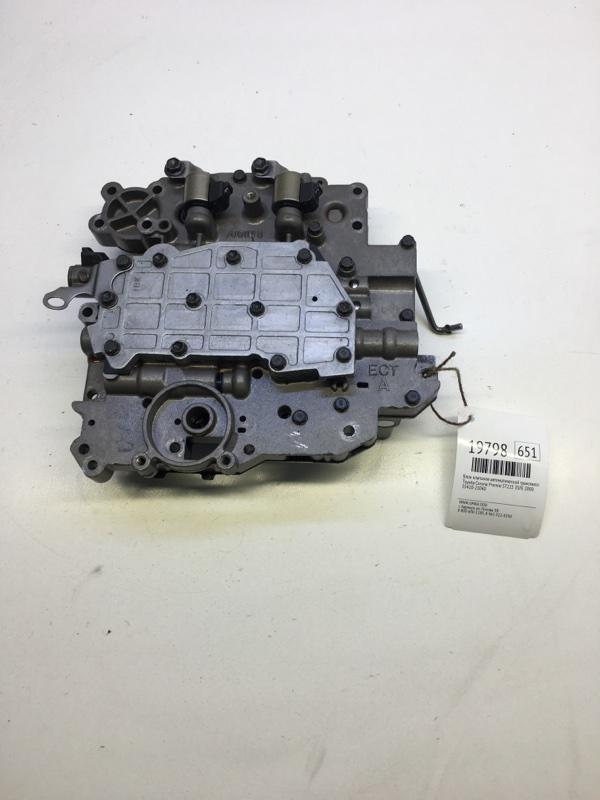 Блок клапанов автоматической трансмиссии Toyota Corona Premio ST215 3SFE 2000 (б/у)