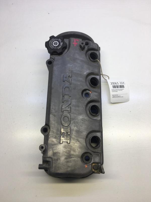 Крышка головки блока цилиндров Honda Partner EY7 D15B 2001 (б/у)