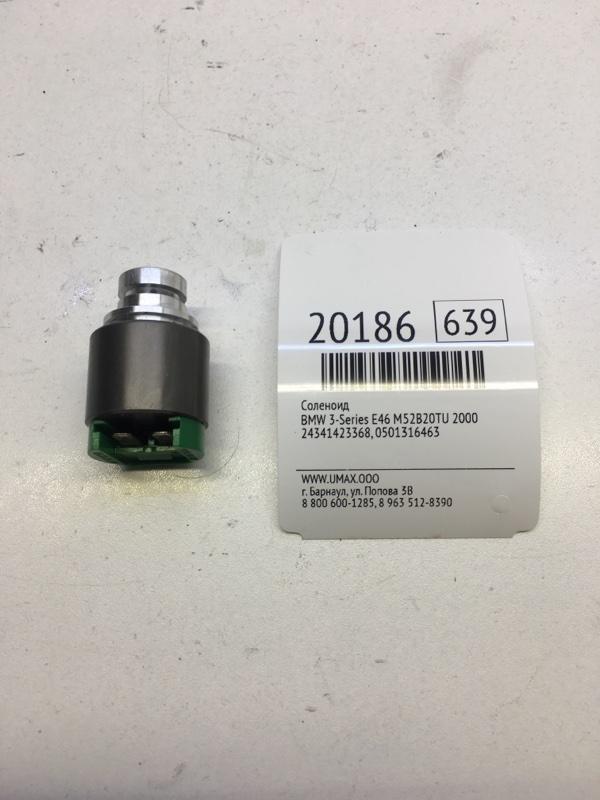 Соленоид Bmw 3-Series E46 M52B20TU 2000 (б/у)