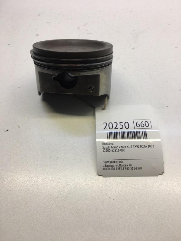 Поршень Suzuki Grand Vitara Xl-7 TX92 H27A 2002 (б/у)