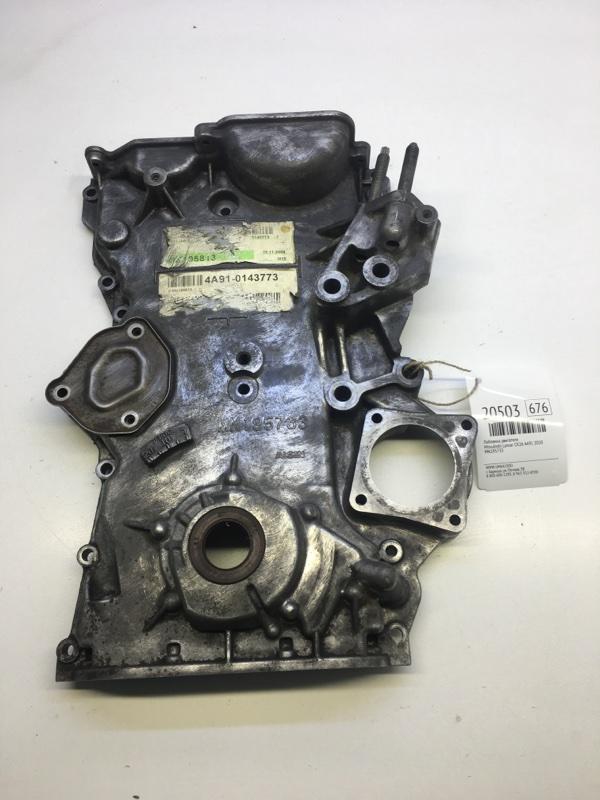 Лобовина двигателя Mitsubishi Lancer CX2A 4A91 2010 (б/у)