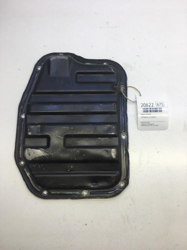 Поддон масляный Nissan Primera TP12 QR20DE 2001 (б/у)