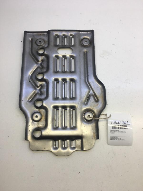 Маслоотражатель Chevrolet Epica V250 X20D1 2012 (б/у)