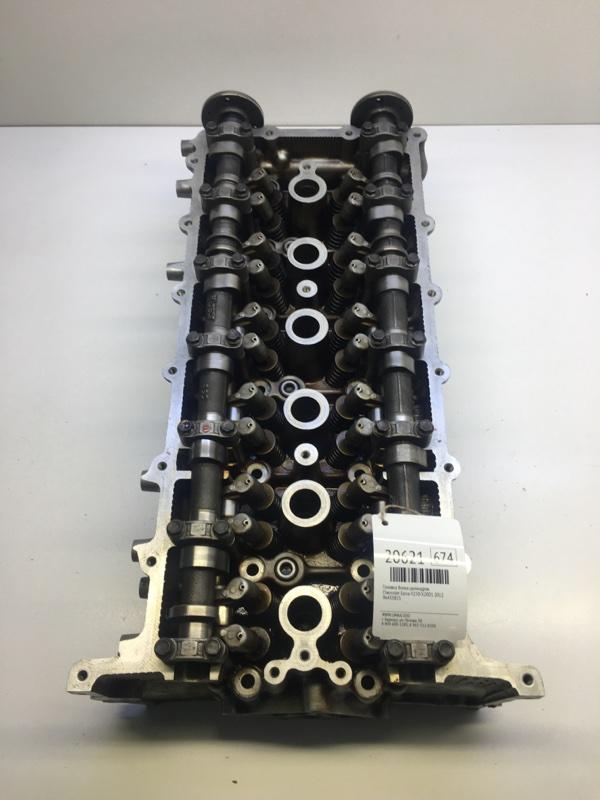 Головка блока цилиндров Chevrolet Epica V250 X20D1 2012 (б/у)