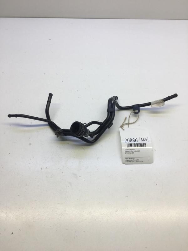 Трубка сапунная Honda Fit GD1 L13A 2003 (б/у)