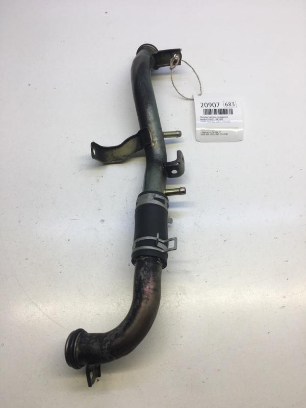 Патрубок системы охлаждения Honda Fit GD1 L13A 2003 (б/у)