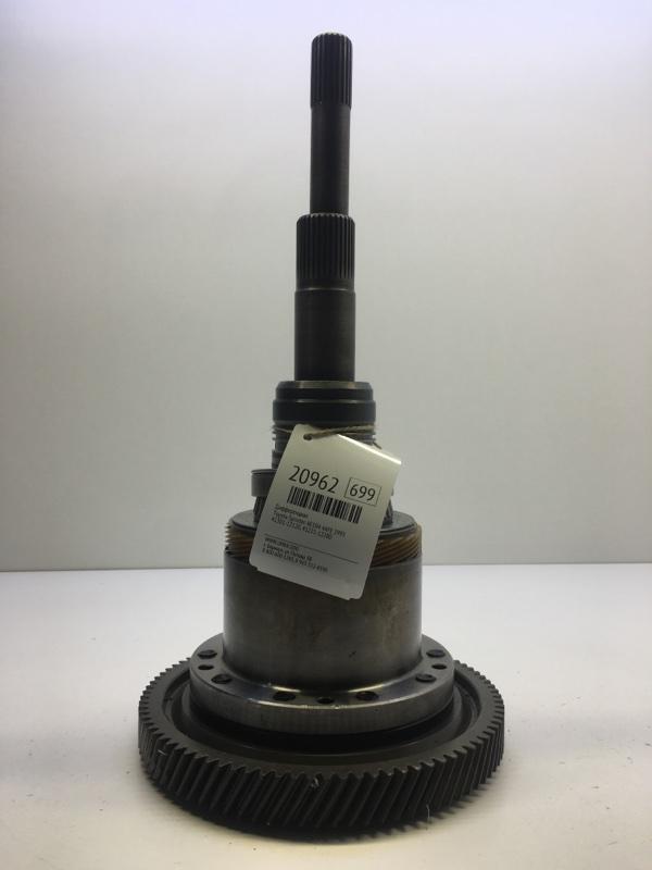 Дифференциал Toyota Sprinter AE104 4AFE 1993 (б/у)