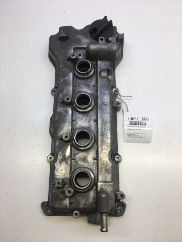 Крышка головки блока цилиндров Nissan Sunny FB15 QG15DE 2003 (б/у)
