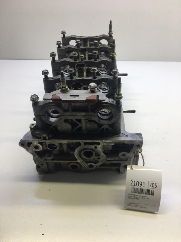 Головка блока цилиндров Honda Odyssey RB2 K24A 2004 (б/у)