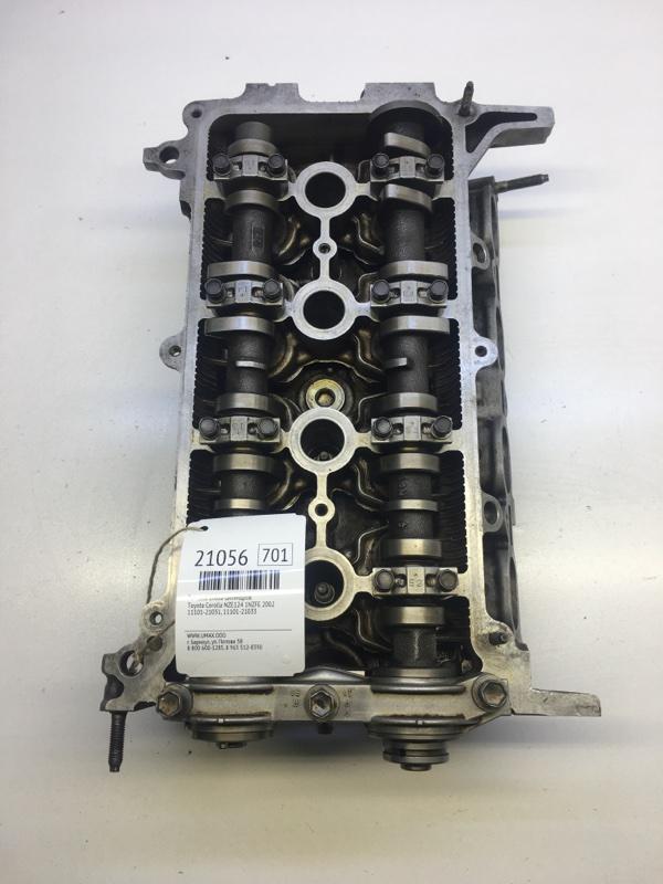 Головка блока цилиндров Toyota Corolla NZE124 1NZFE 2002 (б/у)