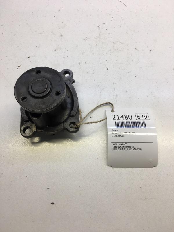 Помпа Nissan Tiida C11 HR15DE (б/у)