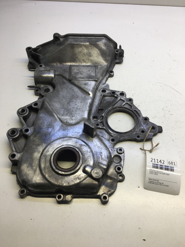 Лобовина двигателя Toyota Opa ZCT10 1ZZFE 2001 (б/у)